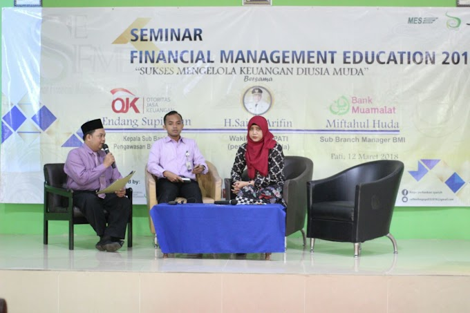 Seminar Financial Management Education 2018