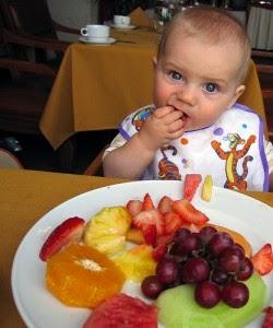 Adi s pur hola s lidos para beb s a partir de 6 meses - Pures bebes 6 meses ...