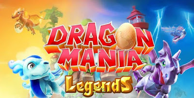 Dragon mania legends android game