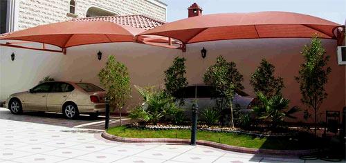 مظلات سيارات بالمدينة المنورة بخصم