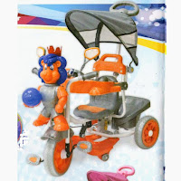 tricycle f825et leo family