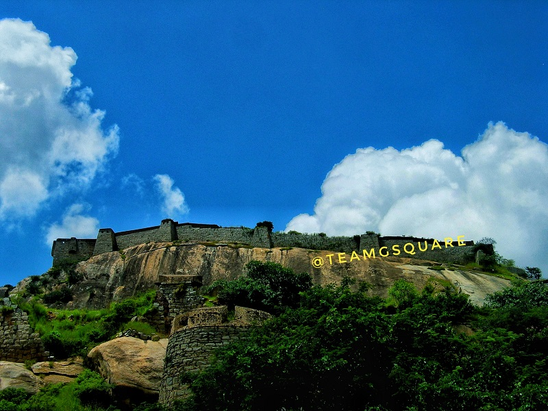 Fortifications of Channarayana Durga