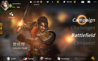 Dynasty Warriors: Unleashed Apk Mod v1.0.1.3 (High Attack+Defense)