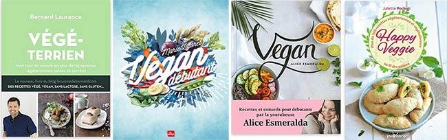 Selection Des Meilleurs Livres De Cuisine Vegetariens Et Ou