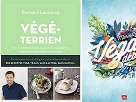 Sélection des meilleurs livres de cuisine végétariens et/ou vegan