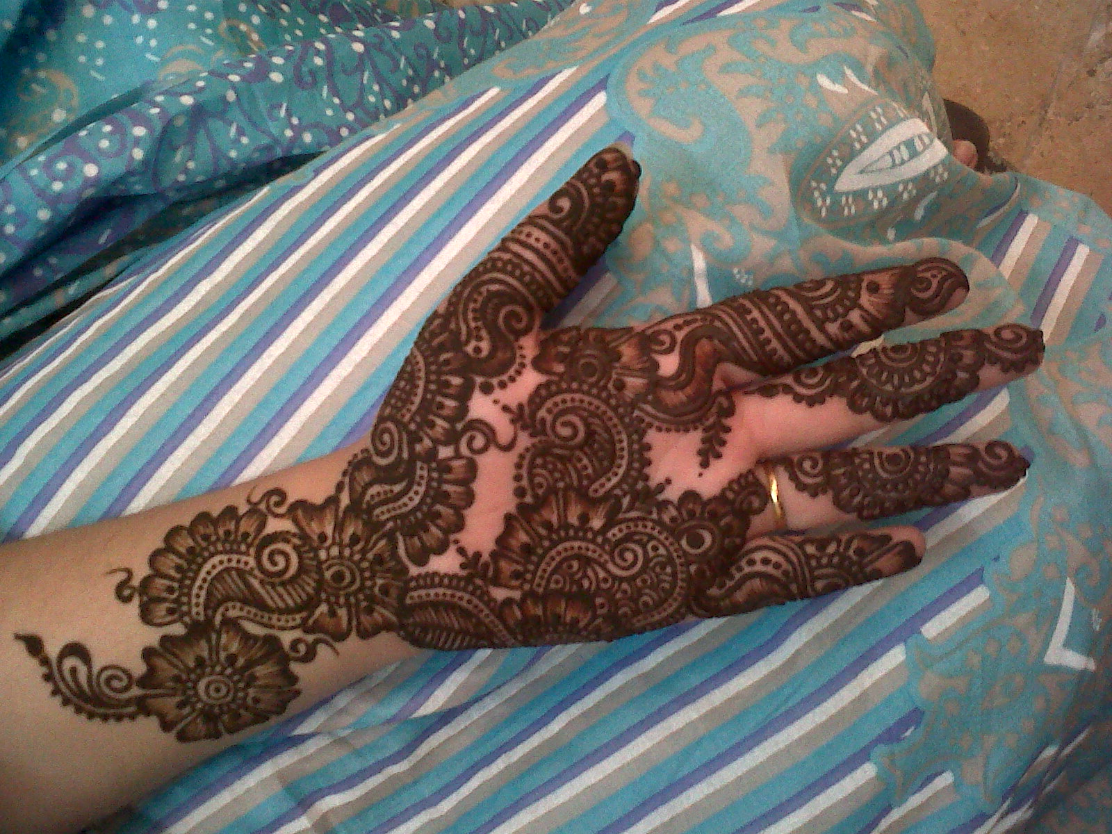 Bridal Mehndi Designs: pakistani Mehndi and Henna Designs ...
