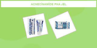 Acnecinamide PHA Jel nedir