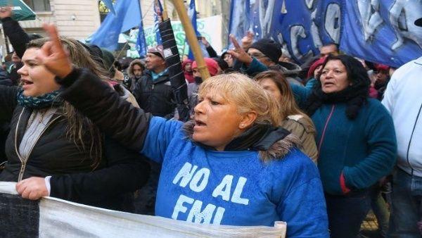 Confederación de Trabajo de Argentina se reúne con FMI