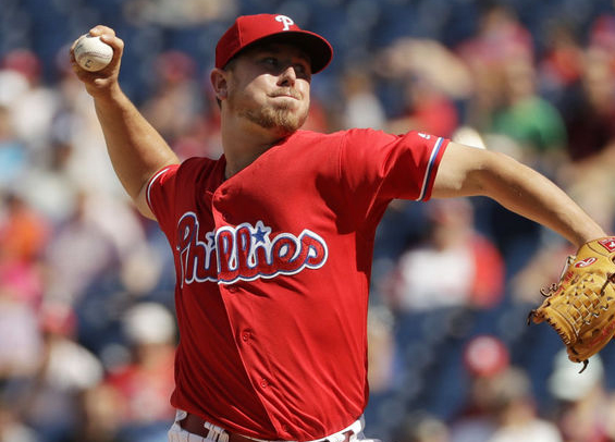 Phillies Mark Leiter Jr. to open season on disabled list