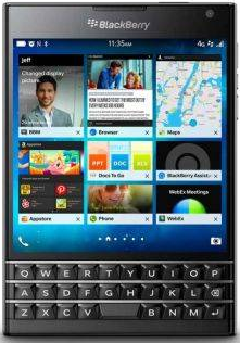 Harga HP Blackberry Passport