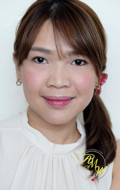 a photo of Makeup World Cheek and Lip Tint Review by Nikki Tiu of www.askmewhats.com