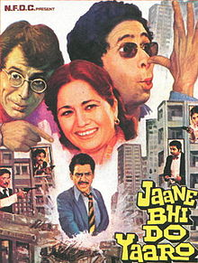 Jaane Bhi Do Yaaron - Top Hindi Comedy Movies to watch on Njkinny's Blog