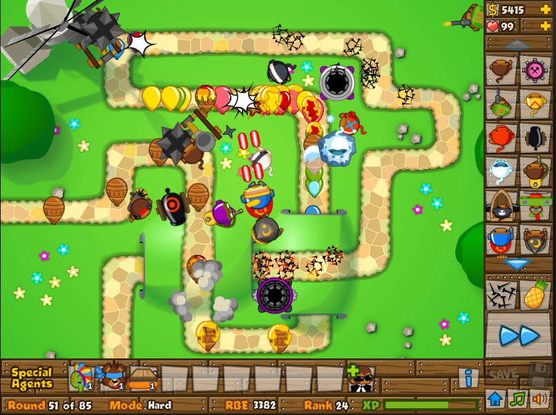 Bloons Tower Defense 5 Download Pc