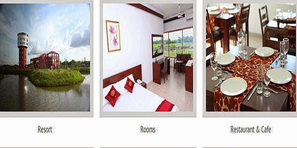 Meghna Shorobor Vacation Resort in Chandpur