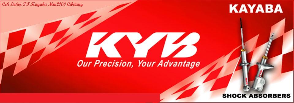 Lowongan kerja Mm2100 Cibiotung PT.Kayaba Indonesia (KYB) untuk Bagian Operator produksi