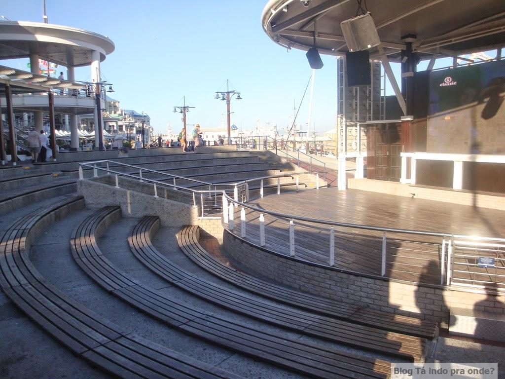 Anfiteatro Agfa - Cidade do Cabo