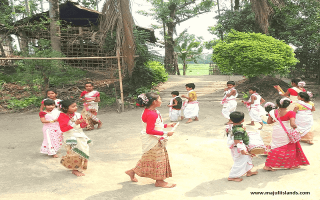 Cultural City Of  Assam, Cultural capital of Assam