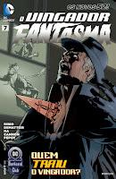 Os Novos 52! Trindade do Pecado: O Vingador Fantasma #7
