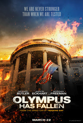 Olympues Has Fallen - cine series y tv