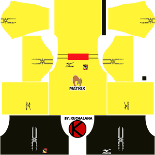 Negeri Sembilan Kits 2017 -  Dream League Soccer