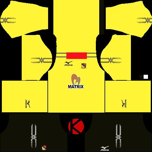 Negeri Sembilan Kits 2017 -  Dream League Soccer