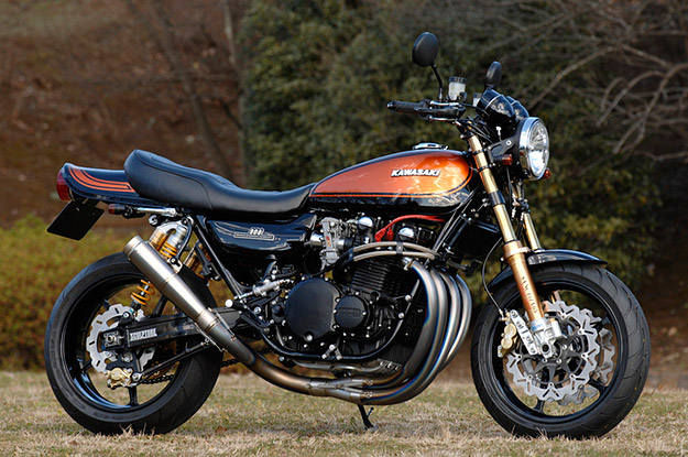 1973-75 Kawasaki Z1 900 Specifications and Pictures - Classic and