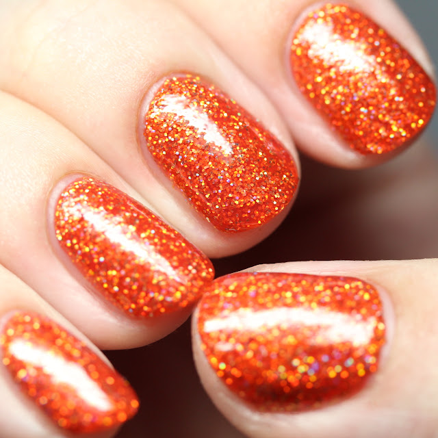 Grace-full Nail Polish Eye Searing
