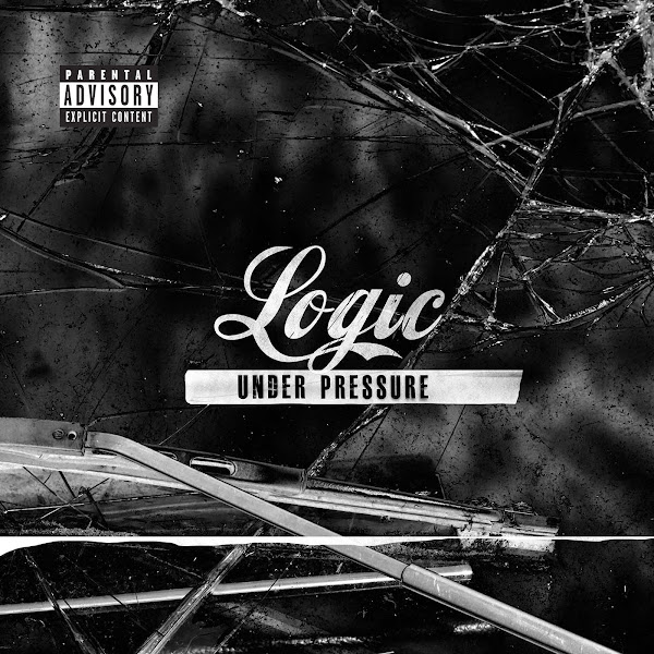 Logic - Under Pressure - Single Cover