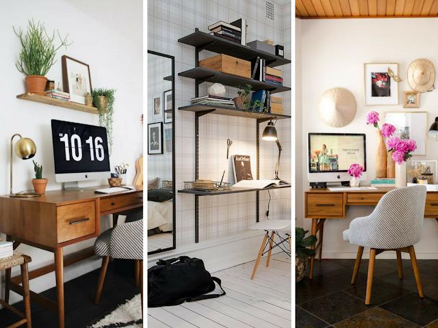 Home Office - Espaços pequenos