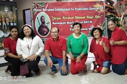 Perayaan Natal 2018 dan Tahun Baru 2019 Lingkungan Fransiskus Xaverius 3