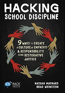 Hacking School Discipline 9 Ways to Create a Culture of Empathy and Responsibility Using Restorative Justice (Ebook PDF, review, price)