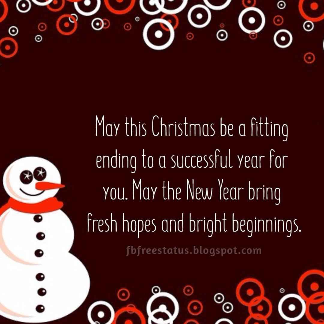 Wonderful Christmas Messages and Wishes