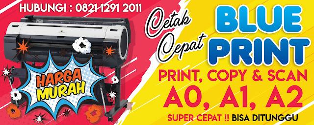 Jasa Blue Print A2 / A1 / A0 24 Jam/ Blue Print Digital / Digital Blue Print 24 Jam Rawamangun Jakarta