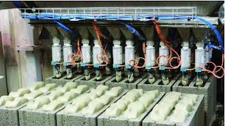 vật liệu Airium® là một loại bọt khoáng có tác dụng giải pháp nhiệt nổi bật.