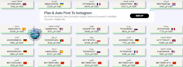 أفضل 5 مواقع مجانية لتلقي الرسائل القصيرة عبر الإنترنت دون رقم هاتفك الحقيقي