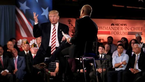 Trump se adjudica los cambios hechos en el Gobierno de México
