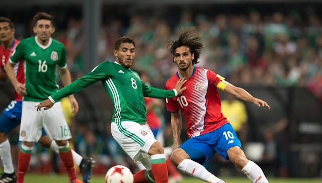 Mirar partido Costa Rica vs Mexico en vivo Eliminatorias Mundial 5 Setiembre
