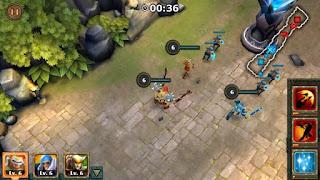 Free Legendary Heroes MOBA MOD APK Terbaru v2.2.1 Free Shopping Offline