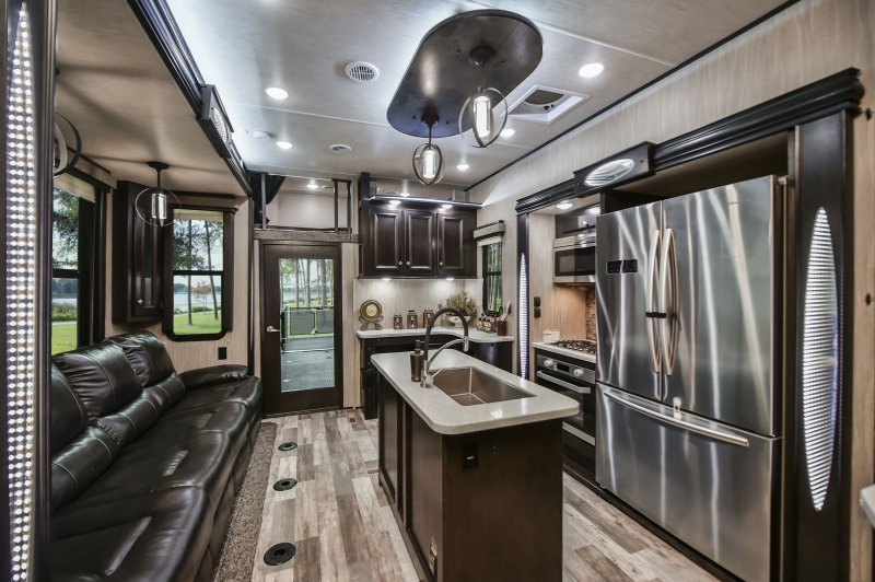 Road Warrior 396 Fifth Wheel Toy Hauler By Heartland Rv