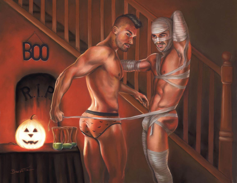 Erotic art of george barbier 1 les chansons de bilitis - 1 part 4