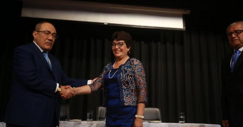Nueva titular de la SUNEDU pide a Congreso aprobar ley de moratoria de universidades - www.sunedu.gob.pe