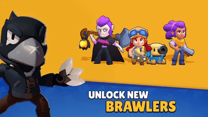 Brawl Stars - Unlock New Brawlers