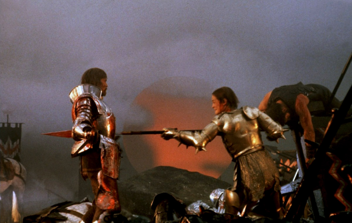 Excalibur Filme