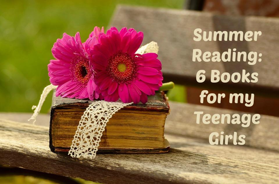 Teen Summer Books 17