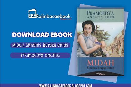 Download Ebook Pramoedya Ananta Toer - Midah Simanis Bergigi Emas Pdf