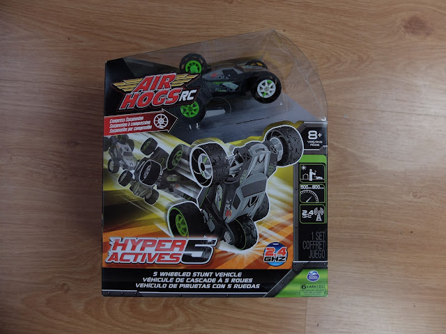 Air Hogs Hyper Active 5