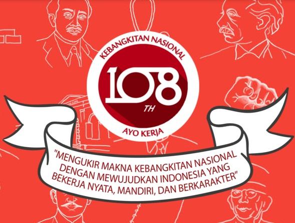 Logo Hari Kebangkitan Nasional 2016
