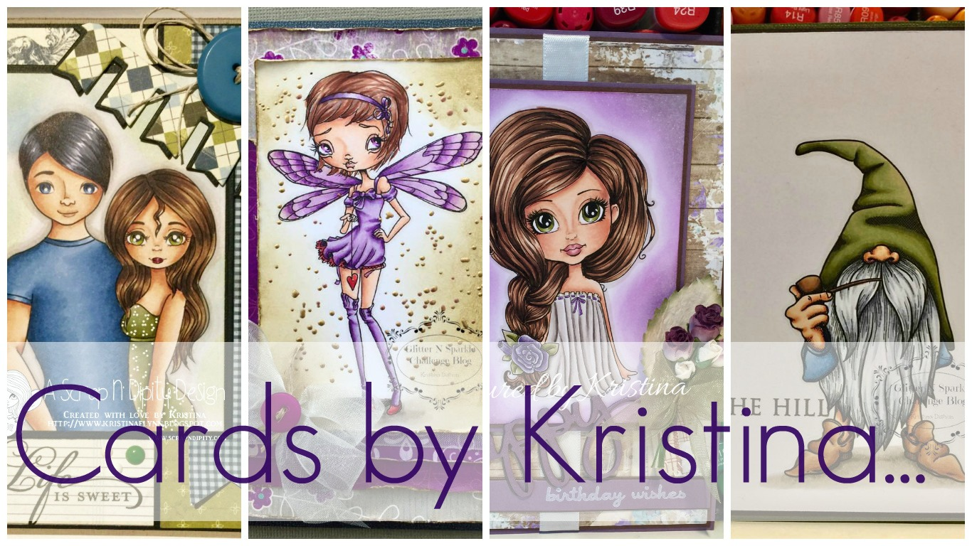 Cards by Kristina
