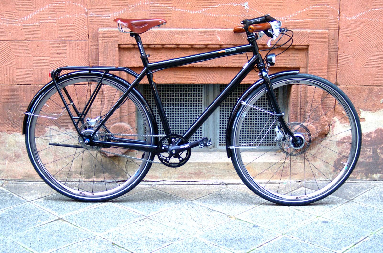 der radladen fahrr der in mannheim tout terrain silkroad a la carte via veneto custom bike. Black Bedroom Furniture Sets. Home Design Ideas