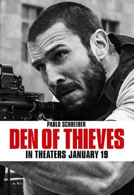 Pablo Schreiber - Den of Thieves (2018)